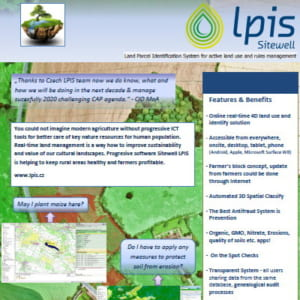 LPIS Product Poster